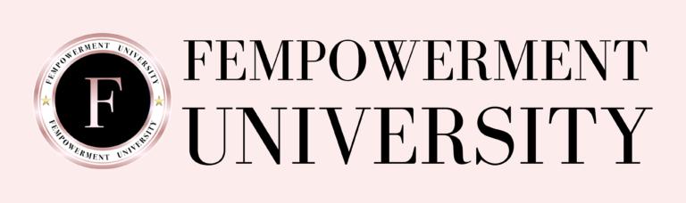 Fempowerment University - Deine Universität für Female Empowerment_LOGO